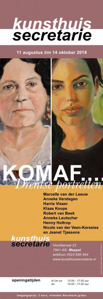 Expositie Drents Portret in Meppel najaar 2018611942576128_o